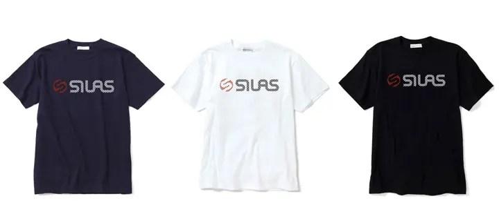 calif限定!SILASのチェッカー柄のオールドロゴ TEEが発売! (サイラス)