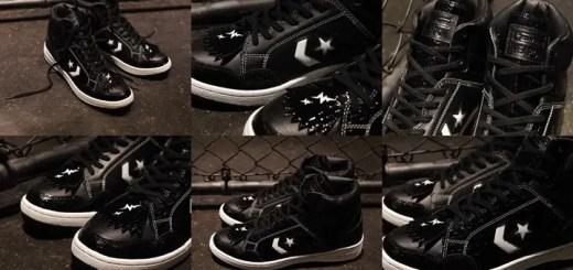 2/13発売!CONVERSE × WHIZ LIMITED × mita sneakers WEAPON HIが発売! (コンバース ウィズ リミテッド ミタスニーカーズ ウエポン)