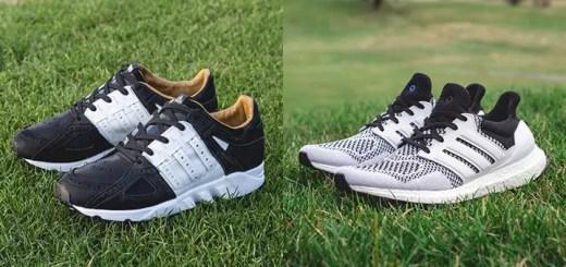 "Sneakersnstuff × adidas Consortium ""Tee Time Pack""が国内2/5から発売! (アディダス コンソーシアム ""ティータイムパック"") [AF5755,6]"