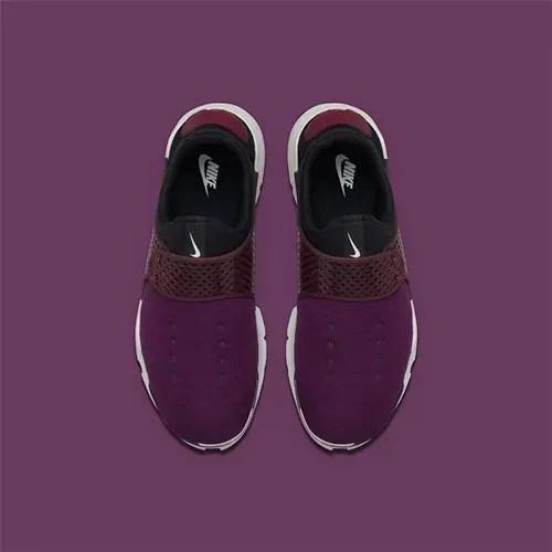 【発売日決定】ナイキラボ名義からフリース素材のソックダート パープルが2/4発売予定! (NIKELAB SOCK DART FLEECE Purple) [834669-501]