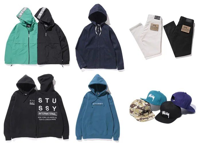 STUSSY 2016 SPRING COLLECTIONが展開開始! (ステューシー 2016年 春モデル)