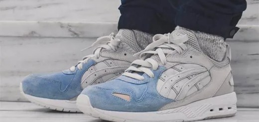 "KITH RONNIE FIEG × ASICS Tiger GT-Cool Express ""Sterling"" (ロニー・フィーグ アシックス タイガー ジーティークール エキスプレス)"