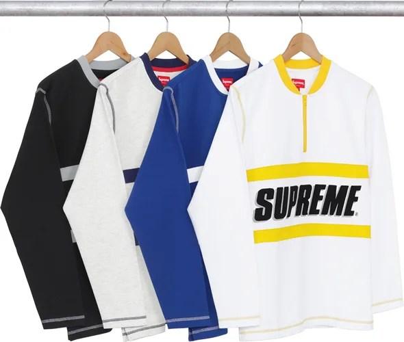 【トップスウェットまとめ】 シュプリーム (SUPREME) 2016 SS コレクション!