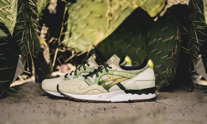 "Feature × ASICS Tiger GEL-LYTE 5 ""Prickly Pear"" (フューチャー アシックス タイガー ゲルライト V)"