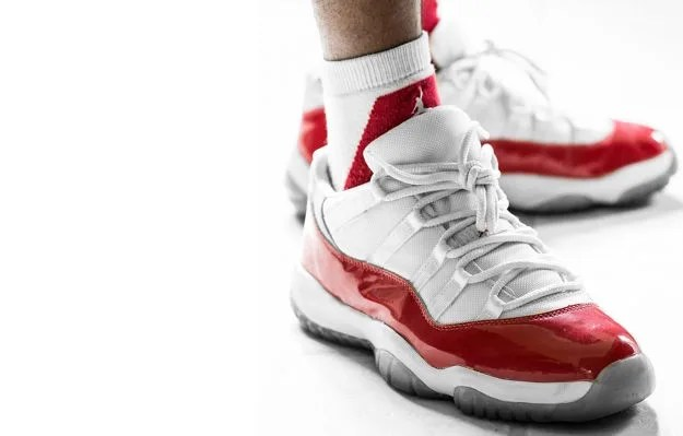 【リーク】2016年夏発売予定!ナイキ エア ジョーダン 11 ロー ホワイト/バーシティレッド (NIKE AIR JORDAN XI LOW White/Varsity Red) [528895-102]