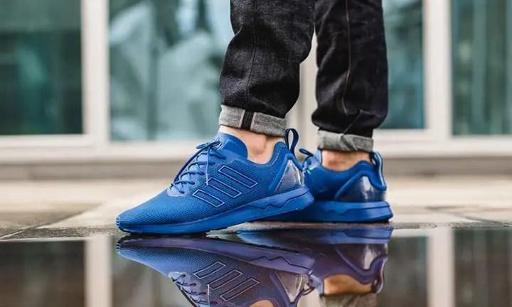 海外展開!アディダス オリジナルス ゼットエックス フラックス ADV ブルー (adidas Originals ZX Flux ADV Blue) [S79012]