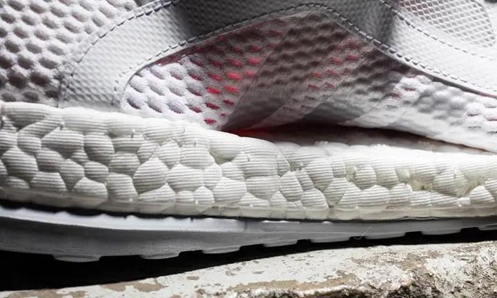 海外2016年春夏頃発売!アディダス ピュア ブースト X トリプルホワイト (adidas PURE BOOST X Triple White)