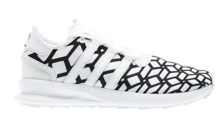 海外展開!adidas SL RISE XENO White/Black (アディダス SL ライズ XENO ホワイト/ブラック) [AQ7593][F37712]