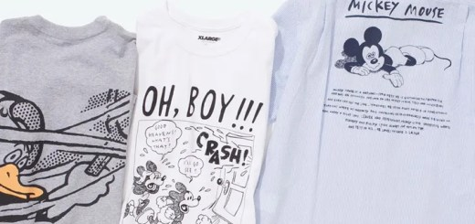 """X-large × DISNEY COLLECTIONの新作が4/8発売!今回のテーマは""""ヘタウマ"""" 感! (エクストララージ ディズニー)"""