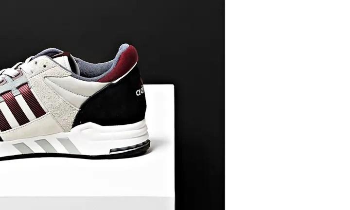 4/23発売!フットパトロール × アディダス コンソーシアム エキップメント クッション 93 (Footpatrol adidas CONSORTIUM Equipment Running Cushion 93)