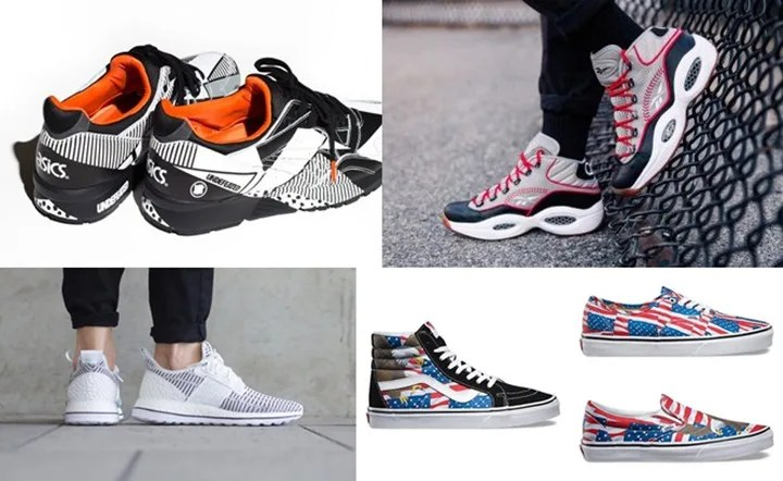 "【まとめ】5/13発売の厳選スニーカー!(UNDEFEATED × ASICS GEL-LYTE 5)(adidas PureBOOST ZG ltd ""Crystal White"")(REEBOK QUESTION MID ""PRACTICE"")(VANS ""FREE BIRD & FLAG"")他"