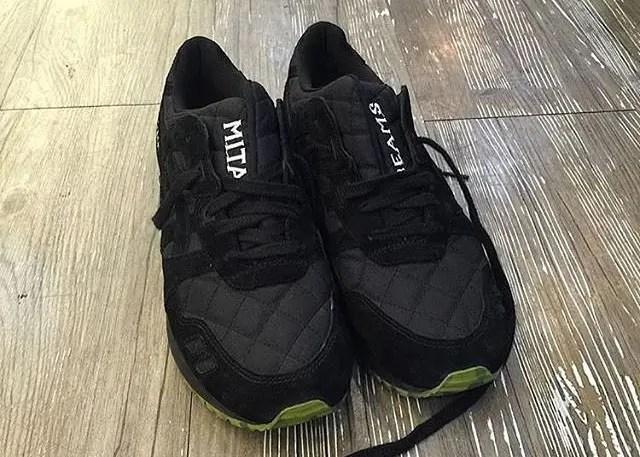 """6月発売予定!BEAMS × mita sneakers × ASICS Tiger GEL-LYTE III """"Souvenir Jacket"""" (ビームス ミタスニーカーズ アシックス タイガー ゲルライト 3 """"スーベニア ジャケット"""")"""