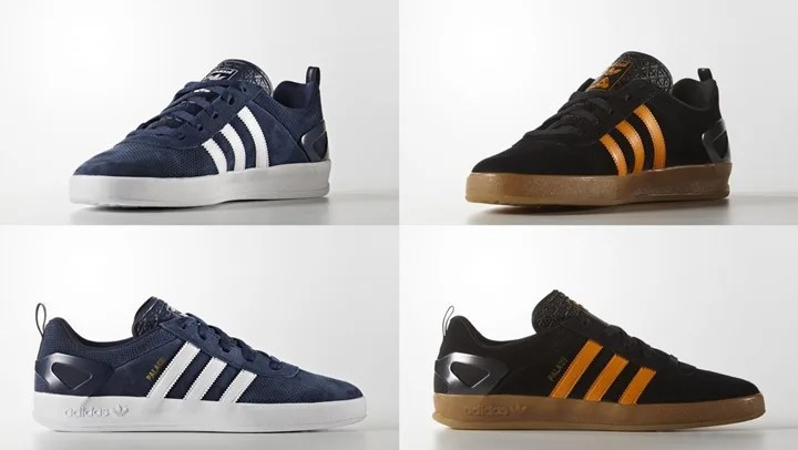 "Palace Skateboards x adidas Originals 2016 S/S ""PRIMEKNIT PRO"" ""PRO TRAINER"" (パレス アディダス オリジナルス 2016 春夏)"