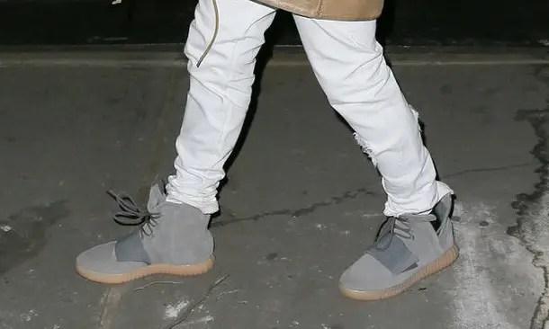 """【リーク】アディダス イージー ブースト 750の新色 """"Grey/Gum"""" (adidas Yeezy 750 BOOST)"""