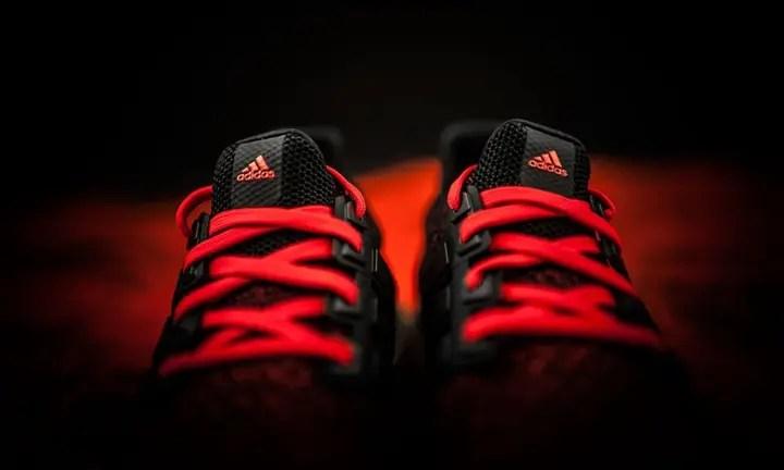 """海外展開!アディダス ウルトラ ブースト M """"ブラック/ソーラーレッド"""" (adidas ULTRA BOOST M """"Black/Solar Red"""") [AQ5930]"""