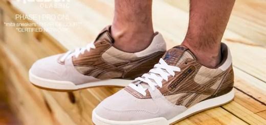 """6/25発売!mita sneakers × REEBOK PHASE I PRO CNL """"YEAR OF COURT"""" (ミタスニーカーズ リーボック フェーズ ワン プロ """"イヤー オブ コート"""")"""