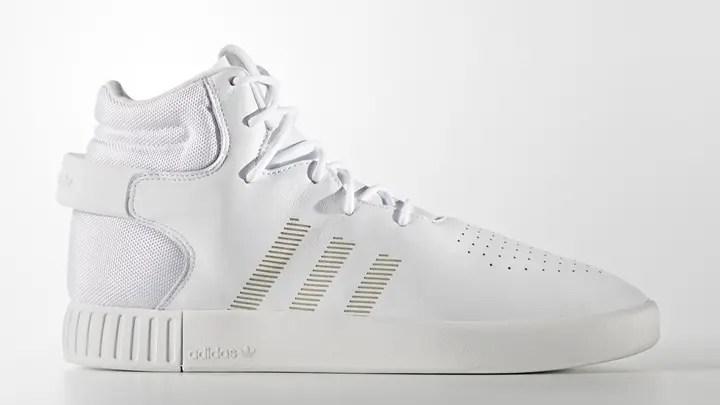 """海外展開!アディダス オリジナルス チュブラー インベーダー """"ホワイト"""" (adidas Originals TUBULAR INVADER """"White"""") [S81794]"""