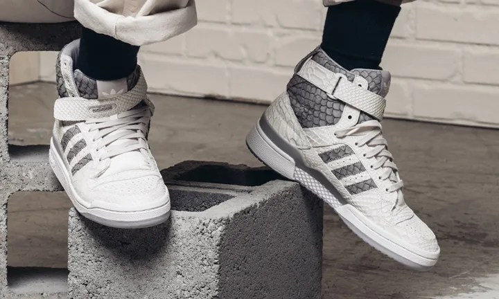 """9/3発売!adidas Originals FORUM HI OG """"SnakeSkin"""" (アディダス オリジナルス フォーラム ハイ """"スネークスキン"""")"""