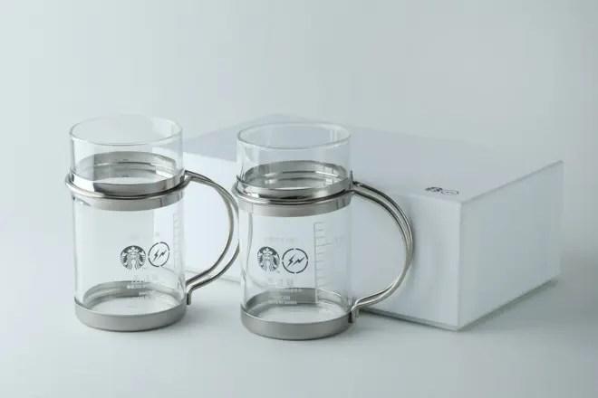 【ゲリラ発売】スタバ × フラグメント 耐熱グラスが原宿エリア9店舗限定+オンラインで8/17,18リリース! (スターバックス STARBUCK FRAGMENT)