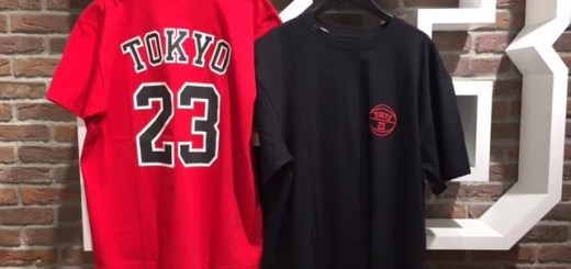 NIKE JORDANブランド&バスケアイテム専門店「TOKYO 23」オリジナル LOGO TEE 2型が店舗限定発売中!