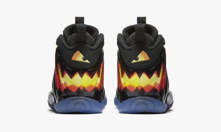 """10/31発売予定!ナイキ エア フォームポジット ワン """"ハロウィン"""" (NIKE AIR FOAMPOSITE ONE """"Halloween"""") [846077-002]"""
