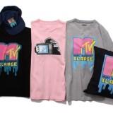 MTV × X-largeとのコラボアイテムが10/28から発売! (エムティーヴイ エクストララージ)