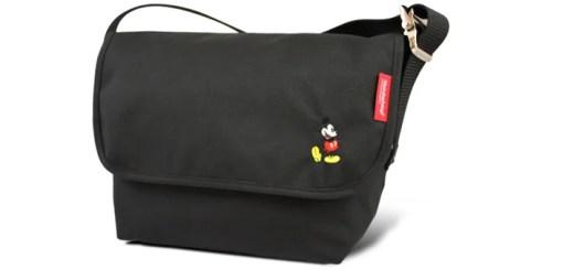 3店舗限定!Manhattan Portage × Mickey Mouse Embroideryが11/3~発売! (マンハッタンポーテージ ミッキーマウス)