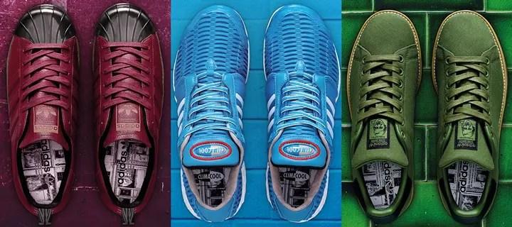 """海外10/28発売!OFFSPRING × adidas Originals """"BRITPACK"""" (オフスプリング アディダス オリジナルス """"ブリットパック"""")"""