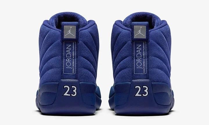 """【オフィシャルイメージ】11/12発売!ナイキ エア ジョーダン 12 プレミアム """"ディープ ロイヤル ブルー"""" (NIKE AIR JORDAN XII PREMIUM """"Deep Royal Blue"""") [130690-400]"""