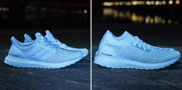 """11/16発売予定!adidas ULTRA BOOST/UNCAGED """"White Reflective Pack"""" (アディダス ウルトラ ブースト/アンケージド """"ホワイト リフレクティブ パック"""") [BB3928][BB4075]"""