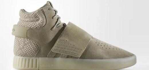 """アディダス オリジナルス チュブラー インベーダー ストラップ """"オリーブ"""" (adidas Originals TUBULAR INVADER STRAP """"Olive"""") [BB8391]"""
