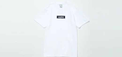 東京/大阪限定カラー!X-girl store & X-girl OSAKA SMALL BOX LOGO S/S TEE (エックスガール ストア)