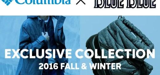 Columbia × BLUE BLUE 2016 FALL/WINTER (コロンビア ブルーブルー 2016年 秋冬モデル)
