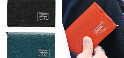 LOWERCASE × PORTER × EDIFICEによる別注コレクショ!型押しカードケースが12月中旬発売! (ロワーケース ポーター エディフィス)