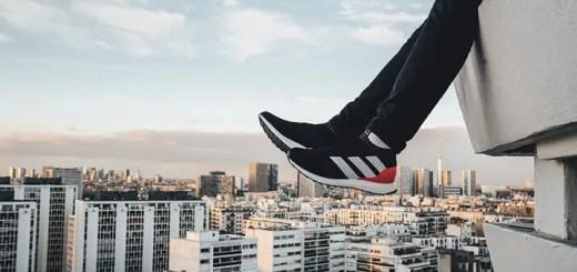 """12/1発売!アディダス エース16+ ピュアコントロール ウルトラ ブースト """"コア ブラック/レッド"""" (adidas ACE 16+ PURECONTROL ULTRA BOOST """"Core Black/Red"""") [BY9087]"""