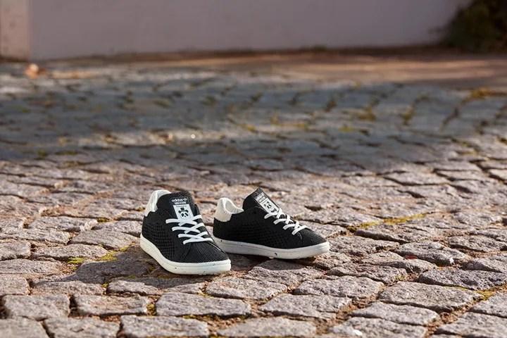 スウェーデン発のブランド「ミニ ロディーニ」とアディダスオリジナルスのコラボ!STAN SMITH & セットアップジャージが12/1発売! (MINI RODINI adidas Originals スタンスミス)