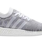 """adidas Originals NMD_R2 PRIMEKNIT {PK} """"White/Black"""" (アディダス オリジナルス エヌ エム ディー プライムニット """"ホワイト/ブラック"""") [BY9520]"""