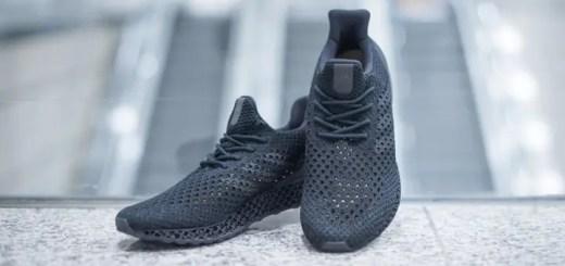 【限定50足】12/16発売!アディダスから3Dテクノロジーを搭載した最新シューズ「3D ランナー」 (adidas 3D RUNNER)