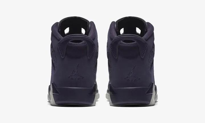 """【オフィシャルイメージ】12/30発売!ナイキ ウィメンズ エア ジョーダン 6 """"ダーク パープル"""" (NIKE GS AIR JORDAN 6 """"Dark Purple"""") [543390-509]"""