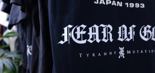 "12/24発売!FEAR OF GOD ""RESURRECTED VINTAGE TEE"" GR8 EXCLUSIVE (フィア オブ ゴッド)"