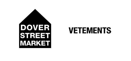 VETEMENTS × DOVER STREET MARKET コラボ近日発売! (ヴェトモン ドーバーストリートマーケット DSM)