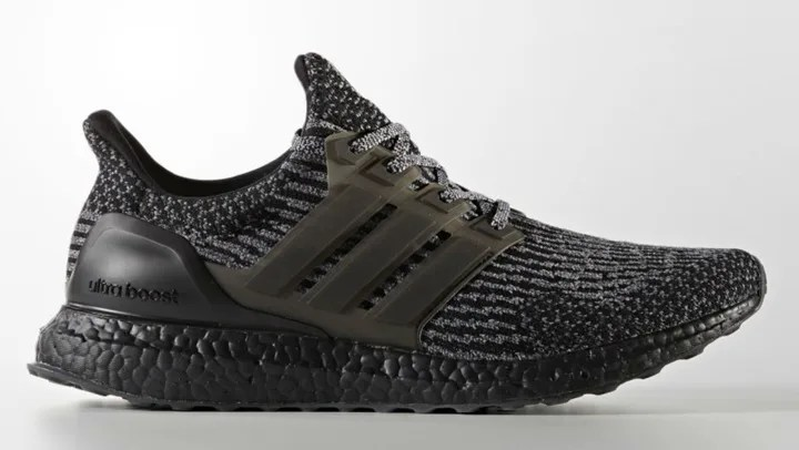 """アディダス ウルトラ ブースト 3.0 """"ブラック/シルバー"""" (adidas ULTRA BOOST 3.0 """"Black/Silver"""") [BA8923]"""