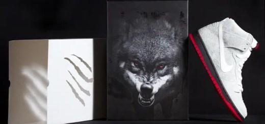 """【速報】2017/1/7発売!NIKE SB x Black Sheep Skate Shop """"Wolf in Sheep's Clothing"""" Dunk High Packaging (ナイキ エスビー ブラック ジープ スケート ショップ)"""