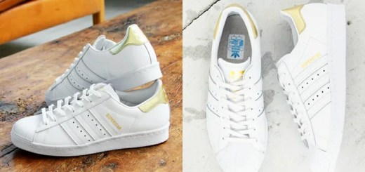 BEAUTY&YOUTH別注!ゴールドカラーのアディダス オリジナルス スーパースター (adidas Originals SUPERSTAR)