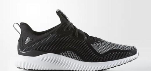 """adidas ALPHA BOUNCE HPC """"Core Black"""" (アディダス アルファ バウンス HPC """"コア ブラック"""") [BB9048]"""