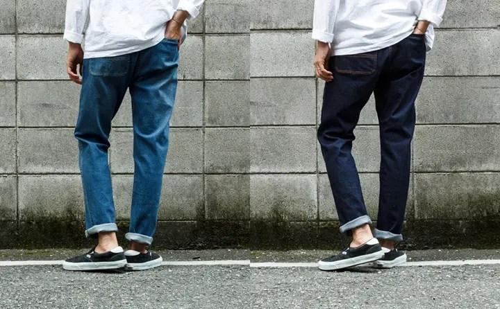"""グラミチ × Mt Design 3776 """"Denim Mountain Pants""""が2月中旬発売!予約開始!(Gramicci)"""