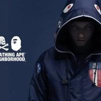 A BATHING APE × NEGHBORHOOD 2017 S/S COLLECTION が1/21から発売! (ア ベイシング エイプ ネイバーフッド)