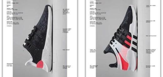 adidas Originals EQUIPMENTシリーズニューモデル「EQT SUPPORT 93/17」が全16モデルで全世界2017/1/26発売! (アディダス オリジナルス エキップメント サポート)