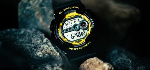 DARKER THAN WAX × G-SHOCK コラボが海外1/20発売! (ダーカー ザン ワックス Gショック)