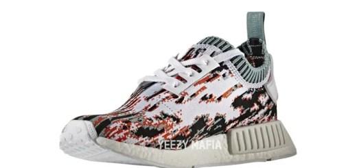 "adidas Originals NMD_R1 PRIMEKNIT {PK} ""Gucci Glitch"" (アディダス オリジナルス エヌ エム ディー プライムニット ""グッチ グリッチ"") [BB6365]"